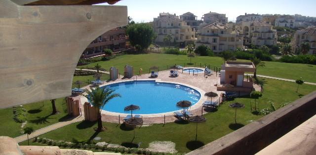 penthouse apartment for rent Casares del Sol