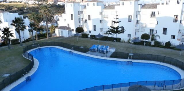 Terrazas de los Hidalgos apartment for rent Manilva