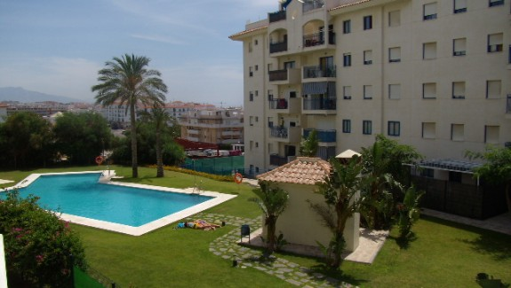 apartment for rent in Estepona Las Brisas