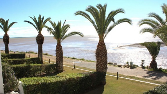 long term rental apartment at Paseo del Rio Sotogrande