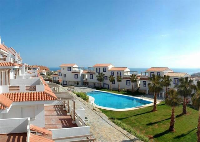 rent a 2 bedrooms apartment in Vistalmar - Alquiler de larga temporada Manilva