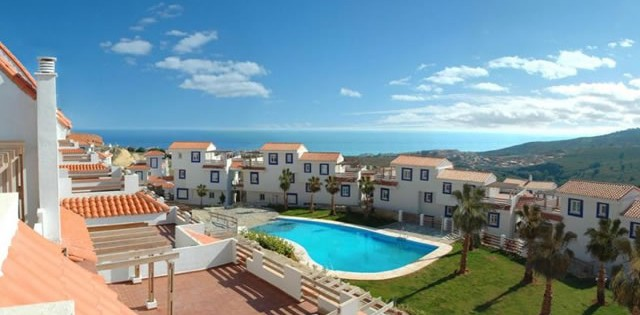 long term rental apartment - Vistalmar Duquesa Norte - Manilva