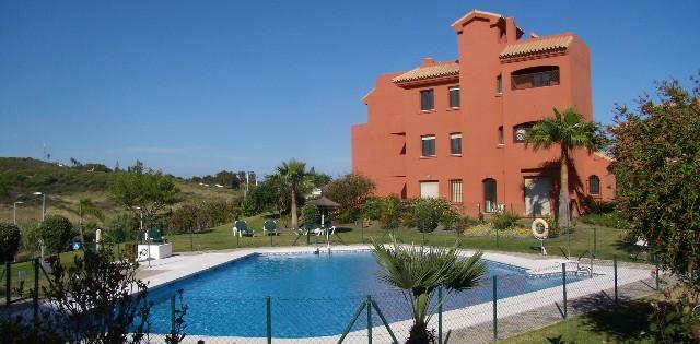Garden apartment to let long term in Costa Galera - Estepona