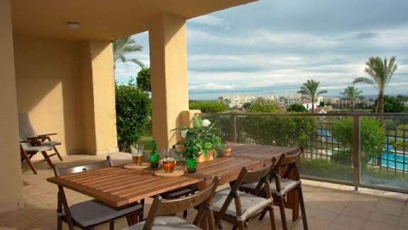 apartment for rent La Resina Golf Estepona