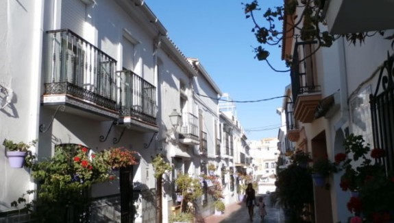 townhouse to let in Estepona