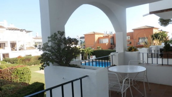 long term rental apartment in Benazur, Estepona