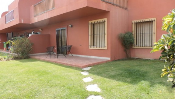 Fully Furnished Garden Apartment to Let Costa Galera - Estepona - Costa del Sol