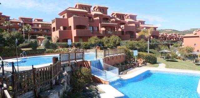 Three Bedroom Duplex Apartment Costa Galera - Estepona Costa del Sol - Spain