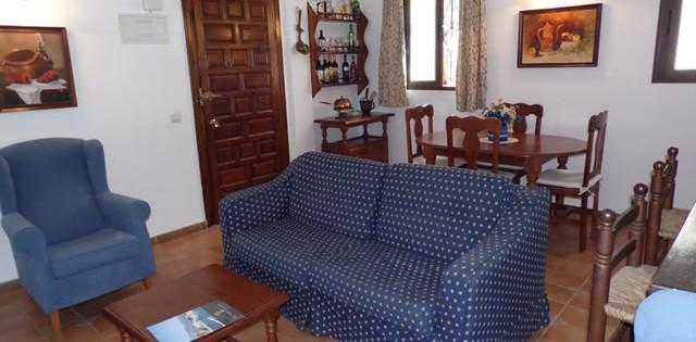 two bedroom apartment to let Pueblo Mexicano - Manilva