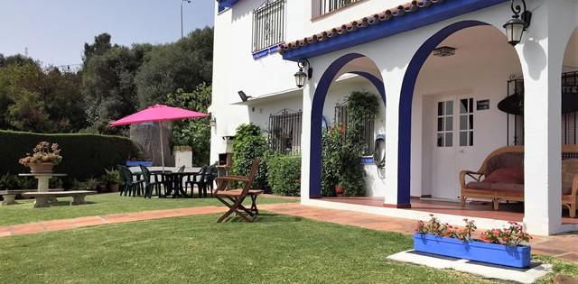Villa for rent long term Estepona