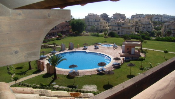 penthouse apartment for rent Casares del Sol