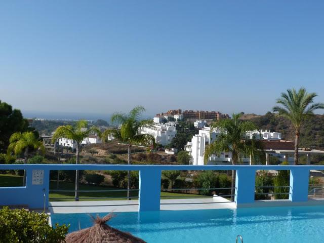 apartment to let long term at La Resina Golf - Estepona - Costa del Sol - Spain
