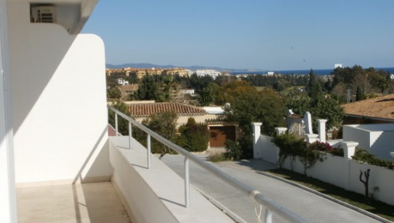 apartment for rent in Guadalmina, Marbella
