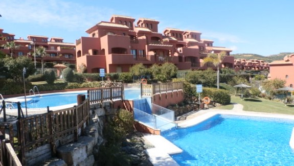 Three Bedroom Duplex Apartment Costa Galera - Estepona Costa del Sol - Spain