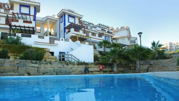 two bedroom apartment for rent in Manilva, Vistalmar Duquesa Norte