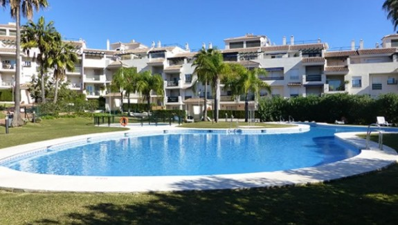 Lorcrimar III long term rental property apartment - Puerto Banus - Marbella - Alquileres de larga temporada Lorcrimar III