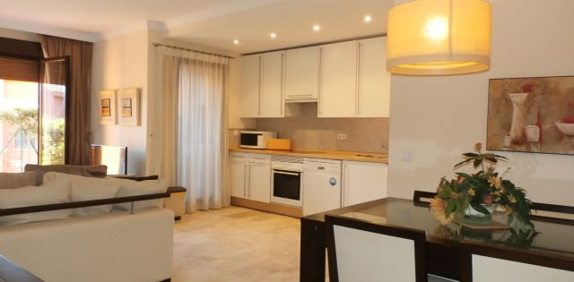 Two Bedroom Ground Floor Apartment for rent long term - Costa Galera