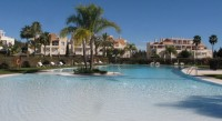 Long Let Garden Apartment in Dunas Green - Estepona