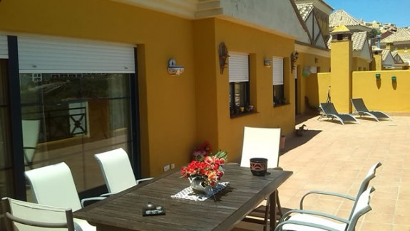Penthouse Apartment to Let - Balcon de la Alcaidesa - La Linea de la Concepción
