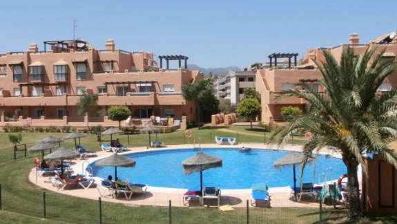 Casares del Sol Two Bedroom Apartment to Let