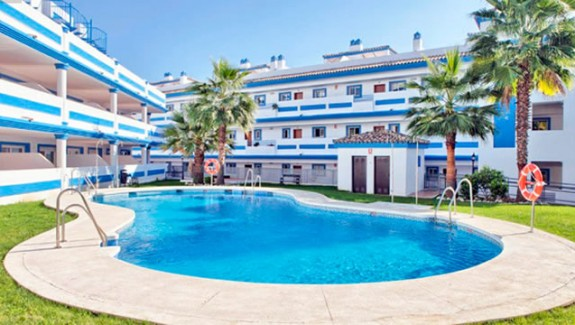 Galera Sun Apartment for Rent - Estepona