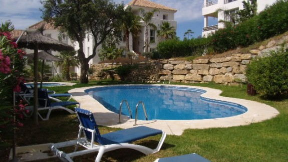 Three Bedroom Ground Floor Apartment for Rent - Vista Golf - Estepona